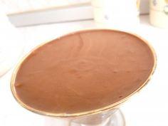 Mousse al mascarpone e cioccolato   Palla di riso