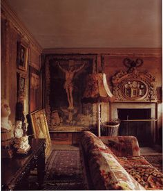 """Tweedland"" The Gentlemen's club: MALPLAQUET HOUSE London"