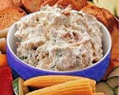 Bubba Gumps Spicy Shrimp Dip - low carb - Really good with the Endurance Crackers on this board. YUM!!!