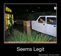 Sadly I have been a part of this.  We didn't have a paper car, but ordering through the drive thru on foot.....yes.