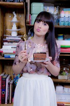 Bolo Mousse de Chocolate | Vídeos e Receitas de Sobremesas