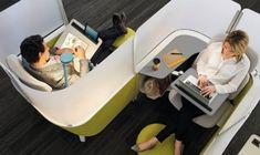 Diseño de espacios corporativos – Brody – Steelcase – Open Office