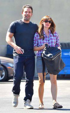 "Jennifer Garner: ''I Blame My Pudginess"" on Hubby Ben Affleck's Hot Batman Body!  Ben Affleck, Jennifer Garner"
