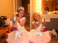 Sophia Grace and Rosie backstage at The Ellen Show!