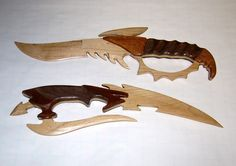 Fantasy Knives - Woodcarving Illustrated Message Board