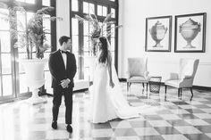 [Wedding] Beth & Ben – Berkeley Oceanfront Hotel in Asbury Park, NJ Wedding First Look, Wedding Day, Asbury Park, Famous Landmarks, Bridal Suite, Dance The Night Away, Hotel Wedding, Engagement Session, Wedding Dresses
