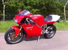 All I ever wanted in a bike. The Ducati 998.