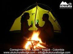 plan campamento romantico