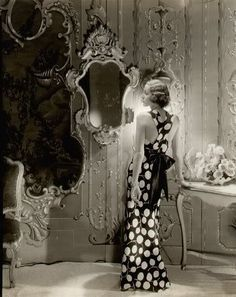 cecil beaton Women's vintage fashion photography photo image old hollywood