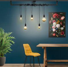 Luxury Interior, Interior Design, Warm Industrial, Living Room Inspiration, Creative Home, Light Decorations, Home And Living, Living Room Decor, House Design