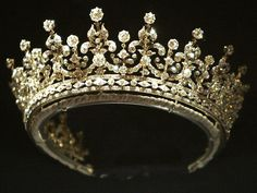 The Girls of Great Britain Tiara