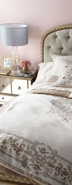 Waffle Luxury White Bed Linen (Single) Bed linen, French bed and