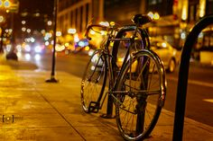February 15. 46/365 [Project 365] saulephoto.com/Other/365/Proj… #Chicago #chicagostreets #chicagobikes