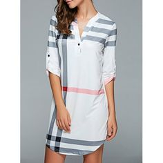 clothes for women,womens clothing,womens fashion,womans clothes outfits Cheap Club Dresses, Casual Dresses, Modelos Plus Size, Tartan Dress, Everyday Dresses, Couture, Dress To Impress, Fashion Outfits, Fashion Site