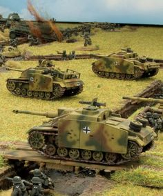 Flames of War | Last Updated On Thursday, November 13, 2008 by Mike at Battlefront