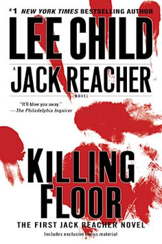 "Descarregar o llegir en línia Killing Floor llibre gratuït PDF/ePub - Lee Child, THE FIRST JACK REACHER NOVEL The bestselling novel featuring the ""wonderfully epic hero""( People) who inspired the. Free Books, Good Books, Books To Read, Ya Books, Book Club Books, The Book, Book 1, Book Series, Jack Reacher Series"