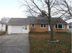 3408 Par 4 Circle Kalamazoo MI 49008 $81,300 Foreclosed home for sale Richard Stewart REO Specialists llc 269-345-7000 Free list of foreclosures at www.REOmamma.com