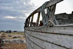 Dungeness were it all seems to just end. Kents very own apocalyptic grounds.