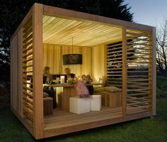 Modern Garden by ecospace españa