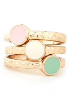 rings from ModCloth