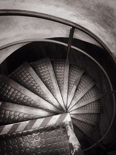 spiral staircase at the London Observatory Spiral Staircase, Stairs, Home Appliances, Black And White, Architecture, London, City, Home Decor, House Appliances