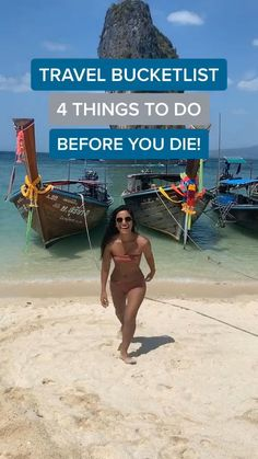 Top Places To Travel, Fun Places To Go, Beautiful Places To Travel, Vacation Places, Vacation Destinations, Amazing Places, Vacation Spots, Crazy Things To Do With Friends, Travel Items