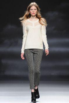 Sita Murt - Runaway Mercedes Benz Fashion Week Madrid Fall-Winter 2013/2014