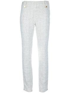 CHANEL VINTAGE Tweed Trouser