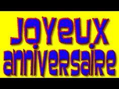 ▶ Joyeux Anniversaire (Happy Birthday in French) - alain le lait - YouTube