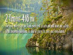 bible verses   Bible Verse Wallpaper 2 Timothy 4 18 560x420 Desktop Bible Verse ...