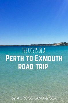 How much will you spend on a road trip from Perth to Exmouth and back? Here's a breakdown of the costs from our trip in July! Perth Western Australia, Visit Australia, Australia Travel, Australia Destinations, Australia Visa, Brisbane, Melbourne, Australian Holidays, Australian Road Trip