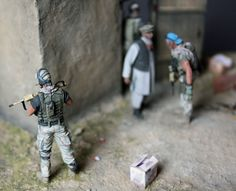 Dioramas and Vignettes: Afghan Breakdown, photo #11