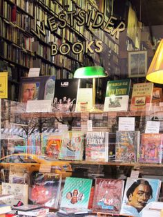 Westsider Books is a literary buffs dream.