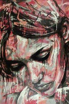 David Walker. #david_walker http://www.widewalls.ch/artist/david-walker/ #urbanart #contemporary_art