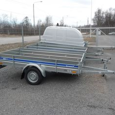 Släpvagnar/Trailers - Mr. Motors Korsnäs Ab Oy
