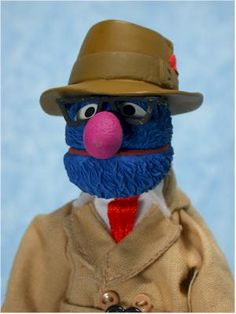 Detective Grover