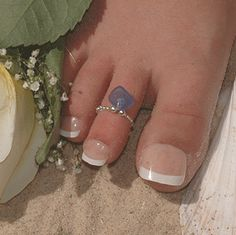 Sea Glass New Baby Yellow Toes