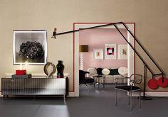 hollywood vintage glamour decorating | Glamour e citazioni vintage. Tra décor e design