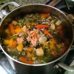 Paleo Chicken Soup: The Cure-All