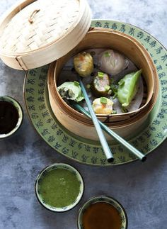 Dim sum- Lucy chang