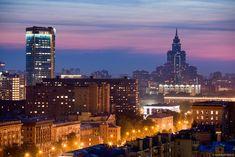 Новые фотографии Москвы, часть 2: chistoprudov Paris Skyline, New York Skyline, Moscow, Russia, Travel, Beautiful, Viajes, Trips, Tourism