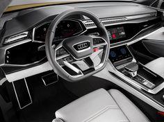 AUDI Q8 sport concept SUV designboom