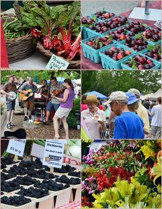 Lawrence KS farmers' market