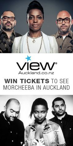 Win #Tickets to See #Morcheeba Perform Live in #Concert in #Auckland! #competition #music