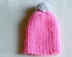 Super Simple Super Soft Merino Baby Hat | The Purl Bee