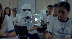 Filme Que Está a Emocionar o Mundo Mostra Uma Mensagem De Esperança Por Trás De Star Wars
