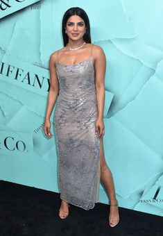 Tiffany jewellery collection launch, New York - October 9 2018 Indian Bollywood Actress, Bollywood Saree, Beautiful Bollywood Actress, Bollywood Fashion, Indian Actresses, Priyanka Chopra Exotic, Priyanka Chopra Images, Best Celebrity Dresses, Celebrity Style