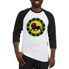 Jah King baseball jersey > Jah King Designs