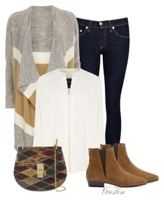 fall by stacy-gustin on Polyvore featuring Dorothy Perkins, Derek Lam, rag & bone/JEAN, Isabel Marant, Chloé and ootd
