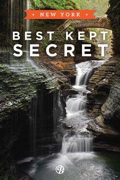 Shhh! This state park is New York's best-kept secret!